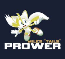 Miles Prower by sonicfan114