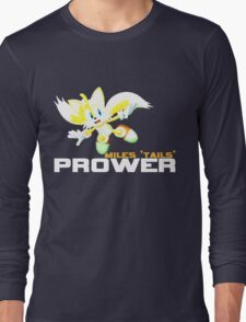 Miles Prower Long Sleeve T-Shirt