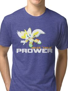 Miles Prower Tri-blend T-Shirt