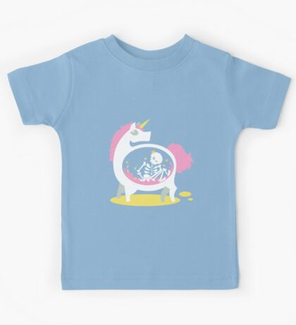 The Truth About Unicorns Kids Tee