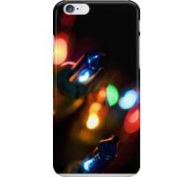 Dim fairy Lights iPhone Case/Skin