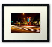 Maverick Country - UT Arlington Framed Print