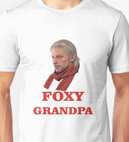 Foxy Ocelot Unisex T-Shirt