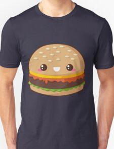 Kawaii Cheeseburger Unisex T-Shirt