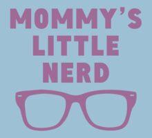 Mommy's Little Nerd Kids Tee