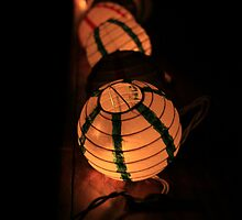 Bengali Paper Lanterns (2) by Rafiul Alam