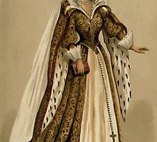 Fancy dresses described or What to wear at fancy balls by Ardern Holt 074 Countess of Argyle Mary Queen of Scots by wetdryvac