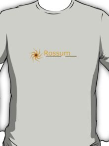 Rossum Corporation T-Shirt