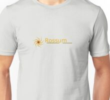 Rossum Corporation Unisex T-Shirt