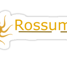 Rossum Corporation Sticker