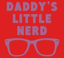 Daddy's Little Nerd One Piece - Short Sleeve
