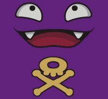 Koffing by TheInternet