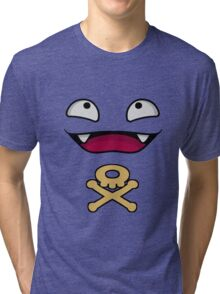 Koffing Tri-blend T-Shirt