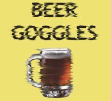 Beer Goggles Kids Tee