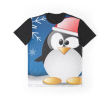 Penguin christmas Graphic T-Shirt