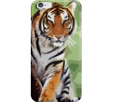 Wild nature - tiger iPhone Case/Skin