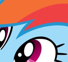 Rainbow Dash is best pony Sticker
