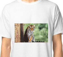 Wild nature - tiger Classic T-Shirt