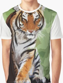 Wild nature - tiger Graphic T-Shirt