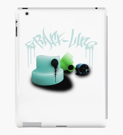 Graffiti life iPad Case/Skin