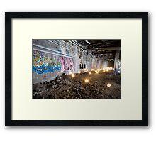 Appropriated Landscape #4 Framed Print