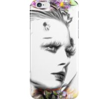 """""""If you are going to San Francisco, be sure to wear some flowers in your hair"""" iPhone Case/Skin"""