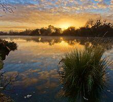 5.28am Sunday morning - Longford, Tasmania, Australia by PC1134