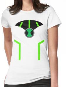 Ben 10: Upgrade Womens Fitted T-Shirt