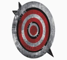 *BullsEye Tshirt Design by GoldenRectangle
