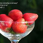 Motivation by summer by Susanna Hietanen