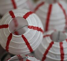 Paper Lanterns, Unlit by Rafiul Alam