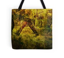 Pedestrians On the Move No.1 Tote Bag