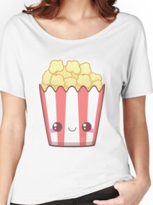 Popcorn! Women's Relaxed Fit T-Shirt