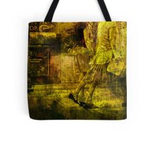 Pedestrians On the Move No.10 Tote Bag