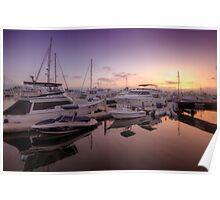 Embarcadero Marina 2.0 Poster