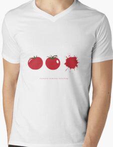 Totoke Mens V-Neck T-Shirt