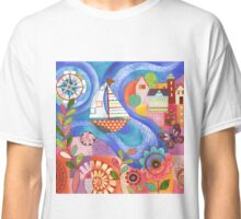 Summer Harbor Classic T-Shirt