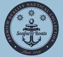 Seafarer Boat Kids Tee