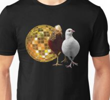 Disco Birds Unisex T-Shirt