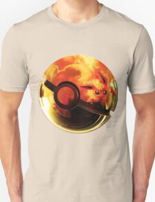Flareon | Pokeball T-Shirt