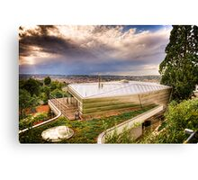 The Boat House Canvas Print