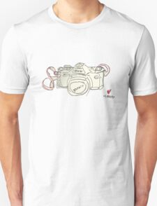 I love my Pentax. T-Shirt