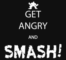 Get Angry and Smash! Kids Clothes