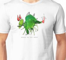 Patrick the timid dragon Unisex T-Shirt