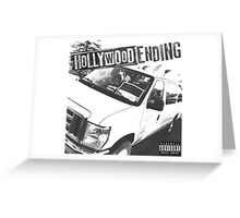 Hollywood Ending Stickers Greeting Card