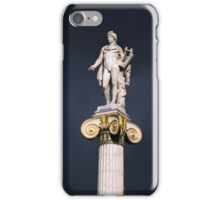 Greek god of music Apollo iPhone Case/Skin
