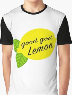 Good God, Lemon Graphic T-Shirt