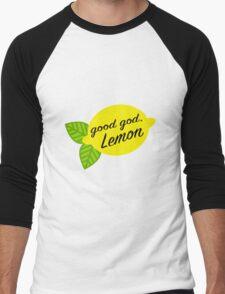 Good God, Lemon Men's Baseball ¾ T-Shirt