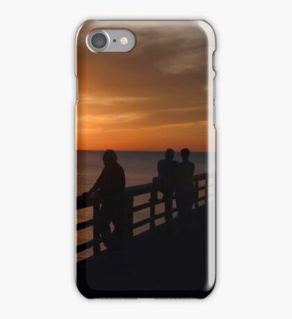 *•.¸♥♥¸.•* .(。◕‿◕。) Enjoying The Sunset *•.¸♥♥¸.•* .(。◕‿◕。) iPhone Case/Skin