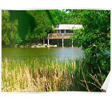 Pond sanctuary Poster